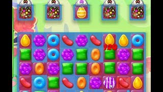 Candy Crush Jelly Saga - LEVEL 379 DIFFICULT ★★★ STARS (No boosters)