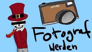 Richtiger Fotograf werden [Tutorial] - Tommys lehrreiche Lehrfilme #Satire