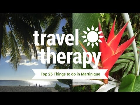 Martinique Travel Guide: Top 25 Things to Do | TRAVEL THERAP