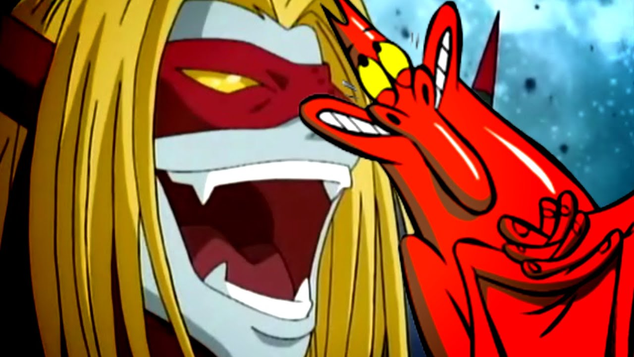 12 Appearances of Satan in Kids' Shows | blameitonjorge
