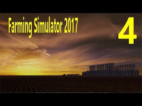 Let's Play Farming Simulator 17 On A 16X Australian Map Ep 4