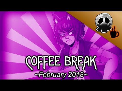 STRAIGHT TO SALT CUBE?! - Coffee Break: February 2018