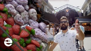 efood does Europe - Τα 3€ της Βαρκελώνης [S05E06]