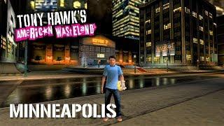 Tony Hawk's American Wasteland Classic Mode: Minneapolis (Sick Difficulty)
