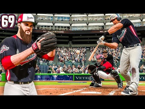 Home Run Derby + All Star Game! - MLB The Show 18 Franchise | Ep.69