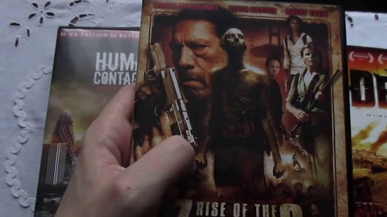 ma collection de films d'horreur présentation de 2 packs ...