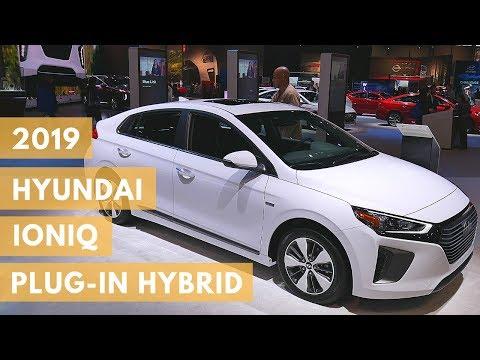 Hyundai IONIQ Plug-in Hybrid @  Chicago Auto Show