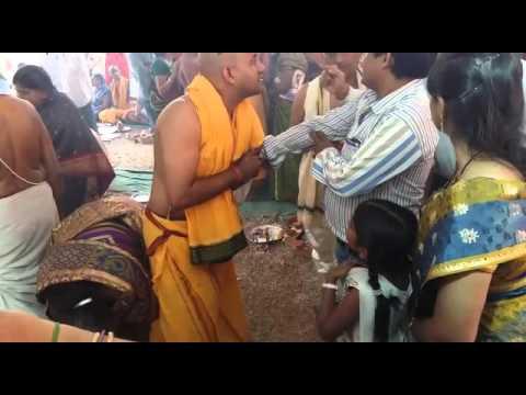 Sridhar upanayana