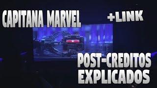 CAPITANA MARVEL Escenas POST-CREDITOS Explicadas | Conexión Con Avengers 4: Endgame Y El UCM