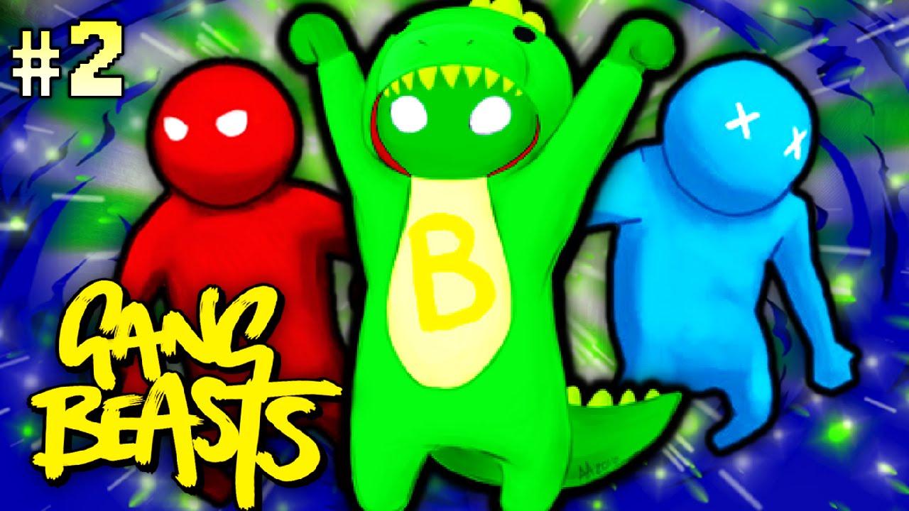 Chaos Zerstörung Gang Beasts 2 Deutsch Hd Youtube