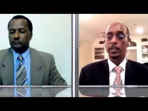 Oromia Media Network Interview with Former president of OROMIA Junedin Sado in Amharic