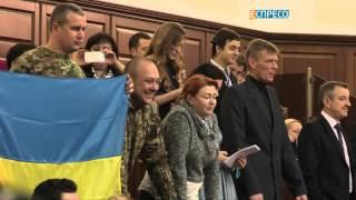 видео Триває ранкове пленарне засідання Верховної Ради України