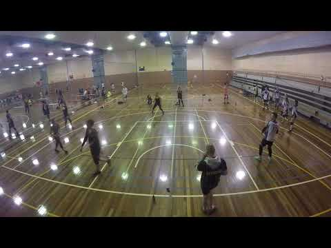 Vermont Vipers vs South Morang Stingrays   Mixed