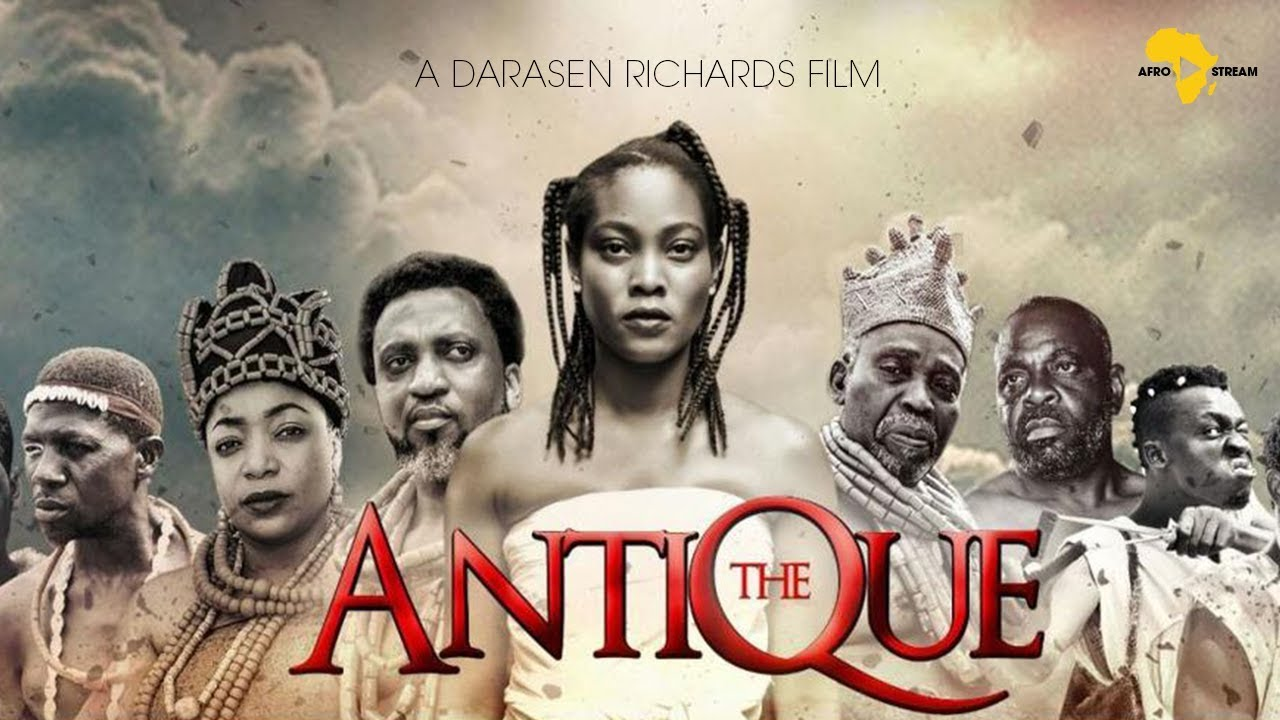 Download THE ANTIQUE - Drama - Full Movie - The Best African Content - Ghana- HD