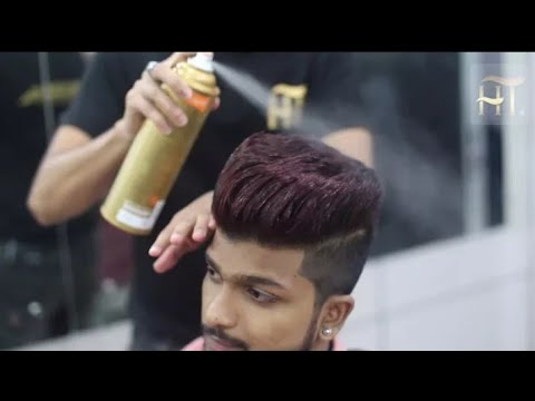 men's-hairstyle-2018-|-cool-quiff-hairstyle-|-short-hairstyles-for-men||-jawed-habibi