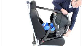 BRITAX RÖMER PRIMO - Child Car Seat