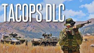 TACTICAL OPERATIONS - ArmA 3 TacOps DLC Mission #1