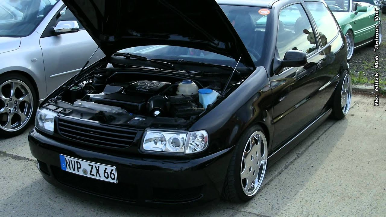 Polo 6n1 Gti 1.8 T Umbau 180 Ps - YouTube