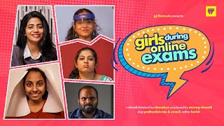 Girls in Online Exams | Girl Formula | Chai Bisket