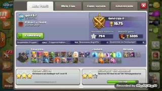 Clash of clans Greek clan th8 vs th8 3stars