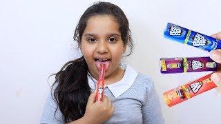 Fingers Family Kid Song Colorful push pop Cute shfa- Kinderlieder und lernen Farben Baby spielen