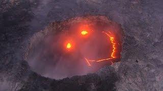видео Вулканы Гавайских островов