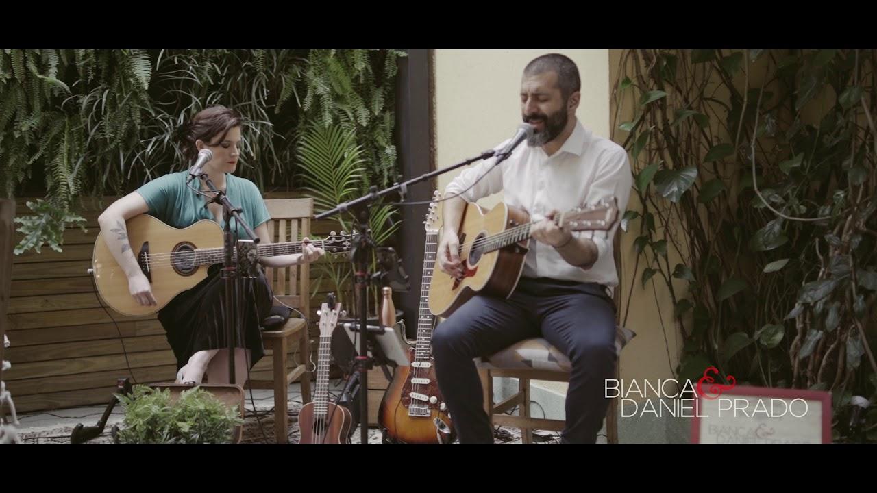Be Yourself (Audioslave) COVER AO VIVO Bianca e Daniel Prado