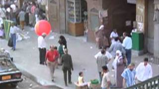 Cairo, Egypt 2003, Before the People