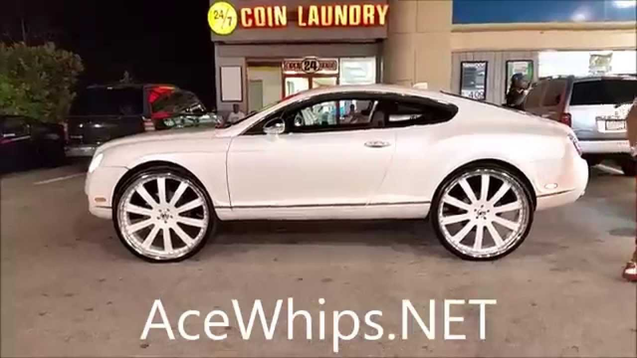 Acewhips Net First In The World Bentley Coupe On 28
