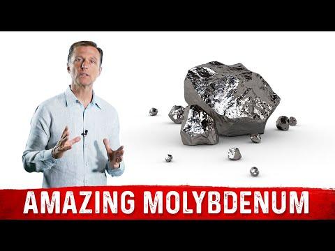 Molybdenum for Better Detoxification