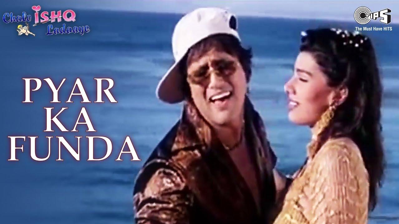 Pyar Ka Funda | Chalo Ishq Ladaaye | Govinda, Rani Mukherjee | Sonu N, Kavita K | Hindi Movie Song