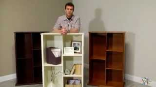 The Caldwell Stacking Bookcase - Product Review Video