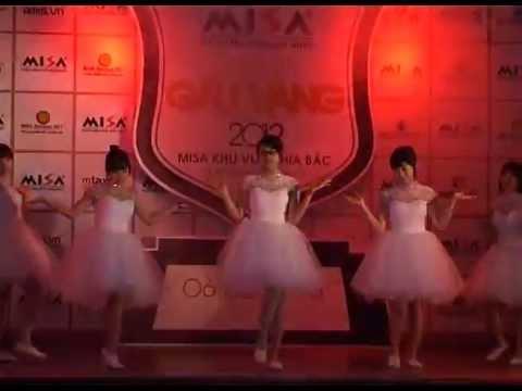 (Gấu Vàng 2012) Múa: Đón xuân - TT TV&HTKH Hà Nội