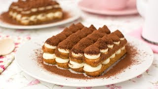 Learn how to make a delicious tiramisu at home. this classic italian dessert is super sweet, creamy, and the perfect ending any meal!▼ ingredients l...