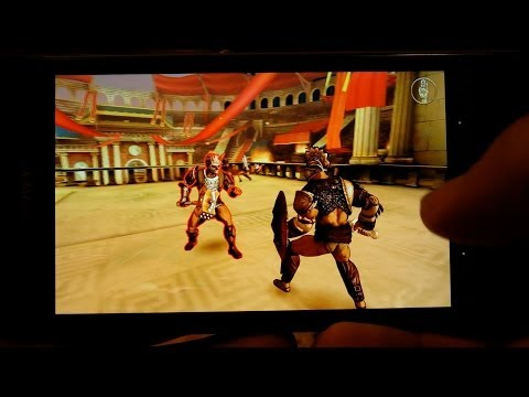 I, Gladiator for Android Gameplay on Sony Xperia Z1 - Gaming Performance Review & Demo
