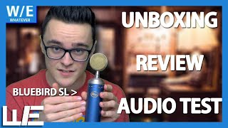 Unboxing the Bluebird SL Microphone (w/ Audio Test)