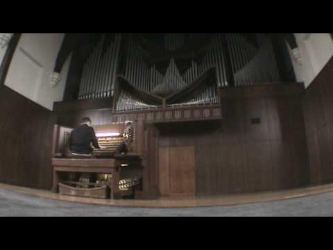 Super Mario 64 - Bowser's Theme - on Grand Organ