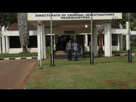 DCI release video of suspect behind Nairobi IED attack-Video | Kenya news today thumbnail