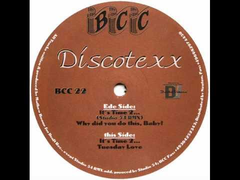 Discotexx - Tuesday Love