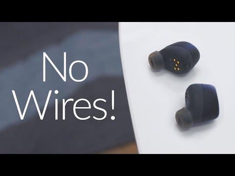 Completely Wireless Headphones - Motorola VerveOnes Review!