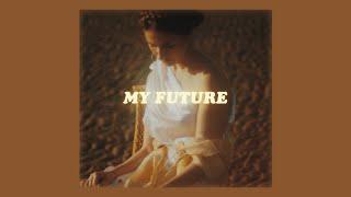 Download lagu i'm in love with my future (lyrics) billie eilish 'my future'