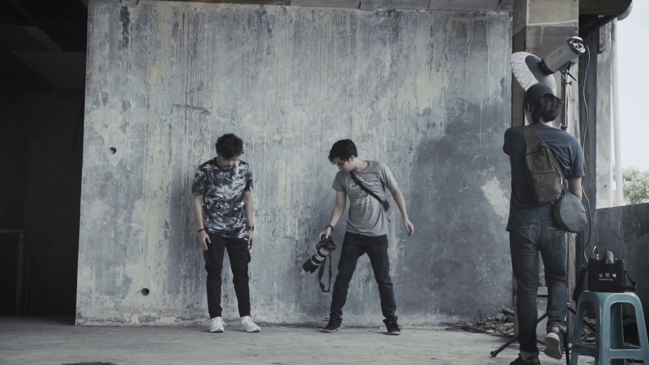 Behind The Scene - PUMA Run The Streets Photoshoot - YouTube ed270bc105c3