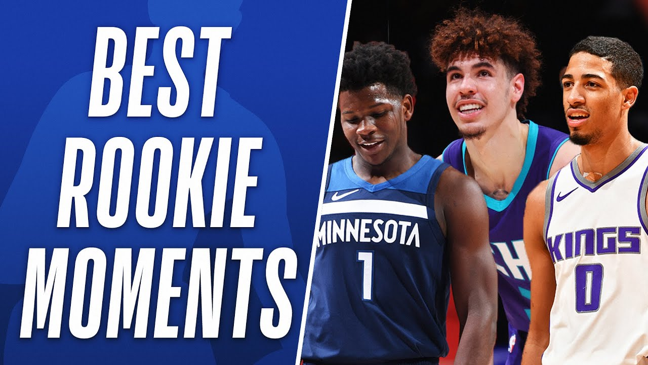 Best of Rookies Moments from the 2020-21 Regular Season!