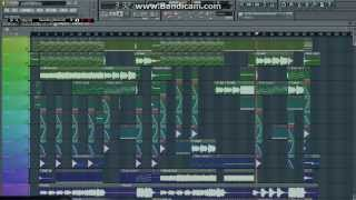 Zedd ft. Foxes- Clarity Remake in FL Studio 11