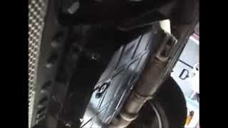 Mercedes Benz E320 CDI 722.6 Transmission Flush Project