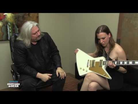 Guitars and Gear Vol. 34 - Lzzy Hale Interview