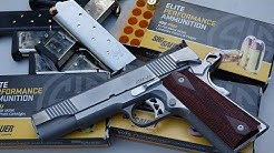 NEW Dan Wesson Pointman PM-45 1911 Review