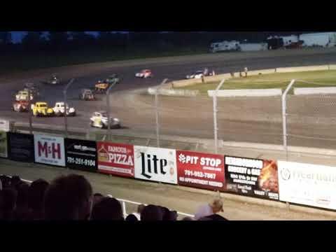 Jamestown Speedway 8/10/19