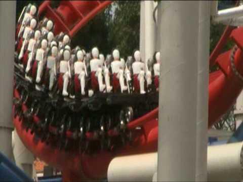 BSG Coaster test ride
