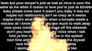 Lie lyrics (eminem ft. rihanna ...
